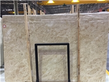 Landy Beige Marble for Wall and Floor Tile
