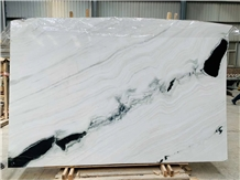 Panda White Marble for Wall and Floor Covering