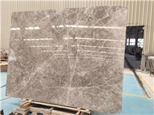 Silver Marten Marble,Ice Silver Spider Marble
