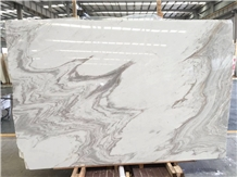Volakas White Marble for Wall and Floor Tile