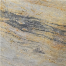 Golden Ocean Marble Slabs