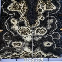 Luxury Natural Black Onyx Stone