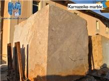Karnezeika Beige Marble Blocks