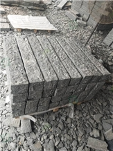 G654 Grey Granite Palisade Pineapple Finishing