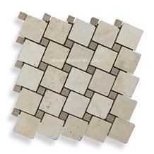 Travertine Mosaic Tt-Cn-B