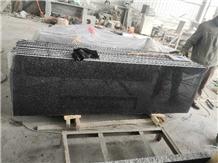 China G332 Beida Black Granite Polished Slabs