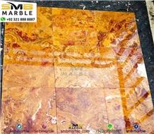 Pakistan Afghani Multi Onyx Slabs & Tiles