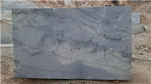 Marble Blue Sky Xiv - Blue Sky Marble Blocks