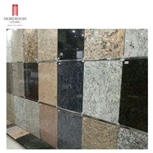 Polished Grey Granite Stone Outdoor Tile