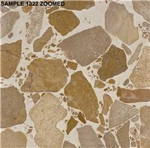 Cement Tile, 1332 Pander Terrazzo Tiles
