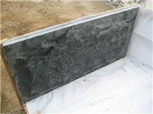 China Green Granite Mushroom Wall Cladding G612