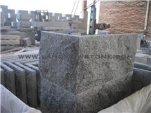 Grey Granite Mushroom Wall Cladding Cheap Price