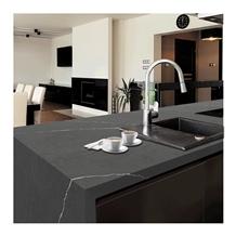 Caesar Artificial Stone Grey-Marble Countertops