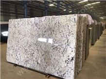Indian Bianco Antico White Granite Slabs Tiles