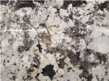 Whisper White Indian Bianco Antico Granite Tiles