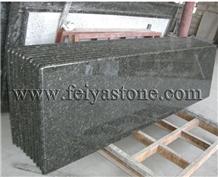 China Cheap Grey Granite Kitchen Countertops