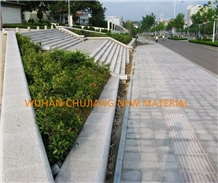 China New G603 Light Grey Granite for Paving Stone
