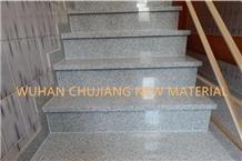 China New G603 Light Grey Granite for Stair