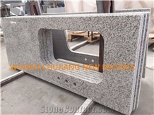 Hubei New G602 Light Grey Granite for Countertops