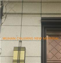 Hubei New G603 Granite Exterior Wall Tiles