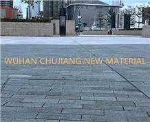 Hubei New G603 Light Grey Granite for Paving Stone