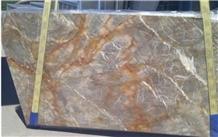 Breccia Paradisea Marble Slabs