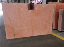 Afghan Pink Onyx Slab for House Decoration