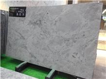 Allure Bleu Quartzite Slab for Design Project