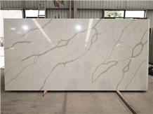 Bianco Calacatta Artificial Quartz Stone