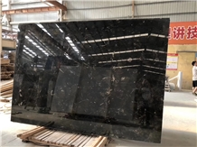 Black Ice Marble for Wall and Floor Tile