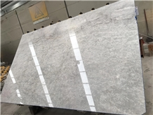 Blue Ice Grey Marble Slab for Flooring Tiles