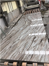 Chinese Palissandro Brown Marble Slab