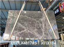 Dark Emperador Marble for Wall Cladding