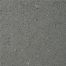 Dark Grey Artificial Quartz Stone for Tables