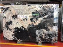 Dream Black Marble for Wall Cladding