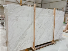 Greece Volakas White Marble Slab for Project