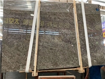 Italian Gray Marble Slab for Floor and Wall Tiles
