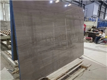 Italian Wood Grain Marble Slab for Project