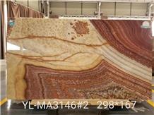 Kashmir Onyx Slab for House Decoration