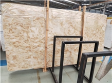 Malaysia Dream Beige Marble for Wall Cladding