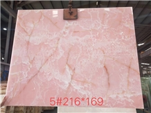 Mgt Pink Onyx Slab for House Decoration