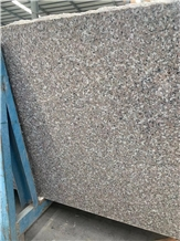 New Anxi Red Granite Slab and Tiles for Project