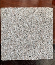 Rosa Citadel Granite Slab and Tiles for Project