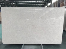 Silver Fox Limestone Slab and Tiles for Project