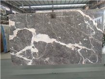 Skyfall Grey Marble for Wall and Floor Tile