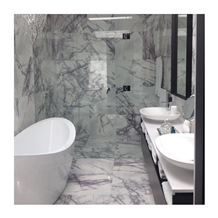 Vino Viola Calacatta Marble for Wall Covering