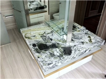 White Beauty Marble for Vanity Top
