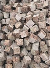 Leznykivske Paving Stones, Cube Stone, Cobblestone