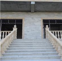 Akushinsky Limestone Facade, Stairs, Balustrades