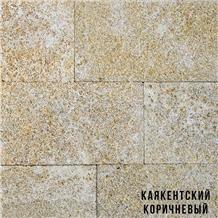 Mekeginsky Limestone Brushed Pattern Tiles